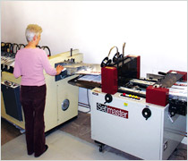 Setmaster Collater/Stitcher